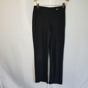 Nike Dri-Fit Black Leggings Size S(4-6)